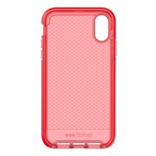 Tech21 Evo Check Case Rouge For iPhone Xs