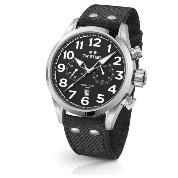 TW Steel Black Analog Men's Watch - VS7