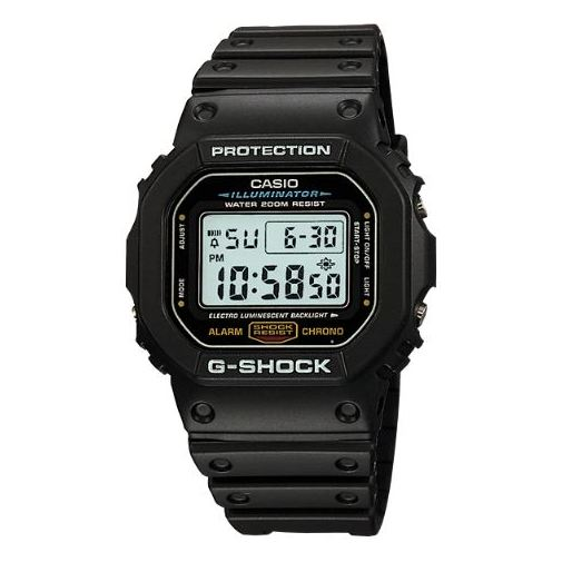 Casio DW-5600E-1VDF G-Shock Youth Watch