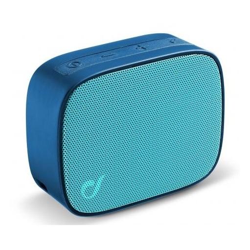 Cellularline Fizzy Bluetooth Mini Portable Speaker Blue