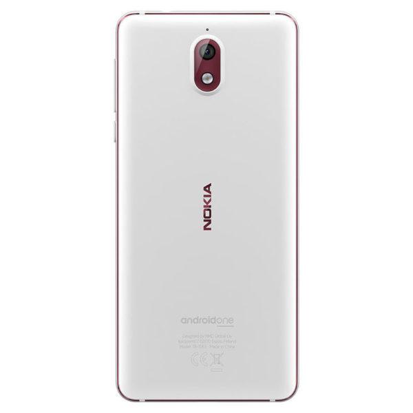 Nokia 3.1 16GB White Iron Dual Sim Smartphone TA1063