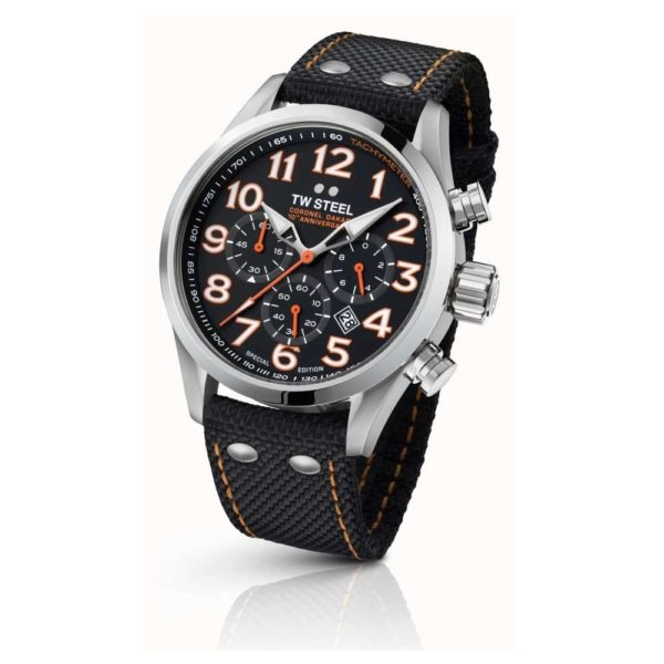 TW Steel Black Analog Men's Watch - TW963