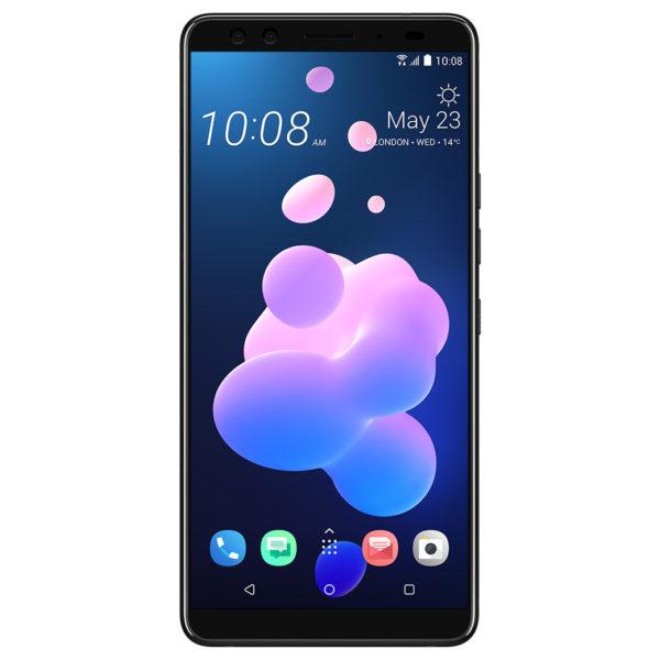 HTC U12 Plus 128GB Ceramic Black 4G Dual Sim Smartphone U12+
