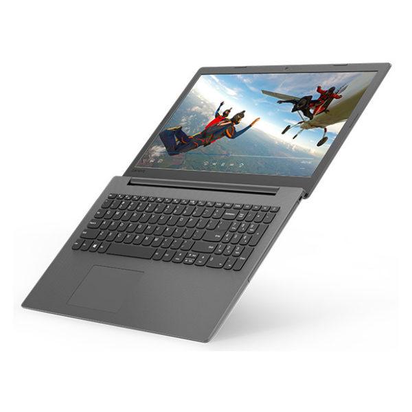 Lenovo Ideapad 130 Laptop - Core i3 2GHz 4GB 500GB Shared Win10 15.6inch HD Black