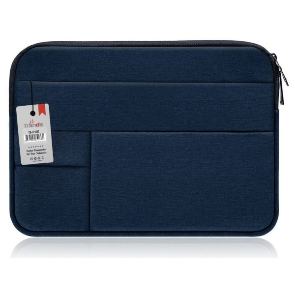 """Trands TRLP2802 Laptop 13-14"""" CarryCase + MU257 Wirless Mouse"""