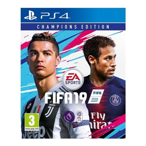 PS4 FIFA 19 Champions Edition Game