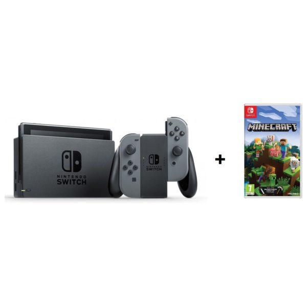 Buy Nintendo Switch Gaming Console 32GB Black Grey Joy Con +