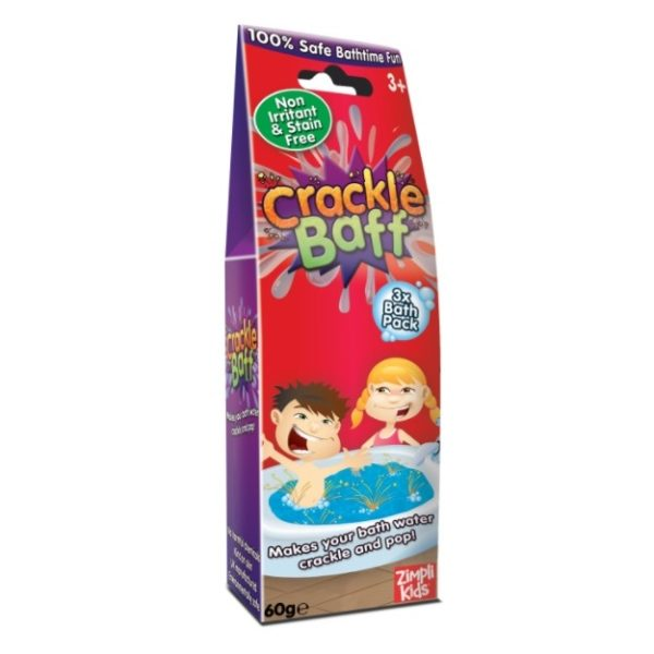 Zimpli Kids Crackle Baff Play 5414