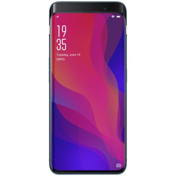 Oppo Find X 256 Glacier Blue 4G Dual Sim Smartphone
