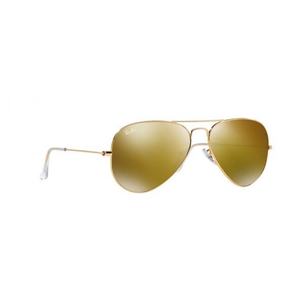 Rayban RB3025 W3276 Unisex Sunglasses Metal