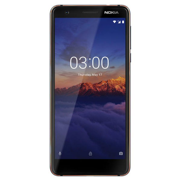 Nokia 3.1 16GB Blue Copper Dual Sim Smartphone TA1063