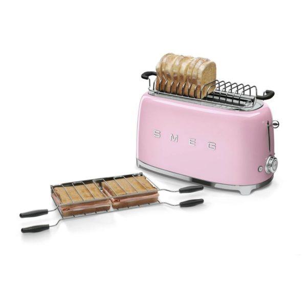 SMEG Toaster TSF02PKUK
