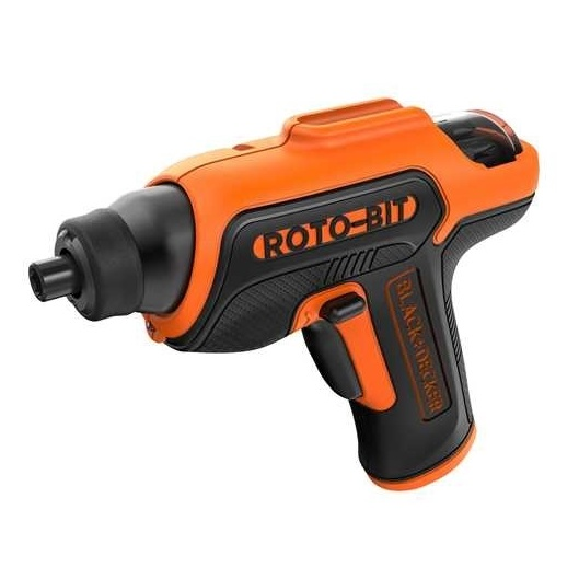 Black & Decker 3.6V Lithium-ion Roto-Bit Cordless Screwdriver CS36BSCROTO-B5
