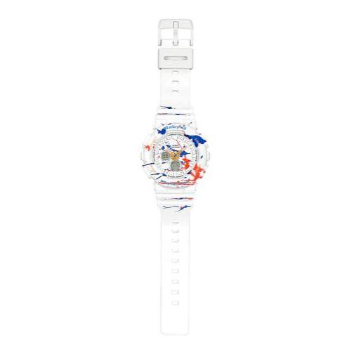 Casio BA-120SPL-7ADR Baby G Watch