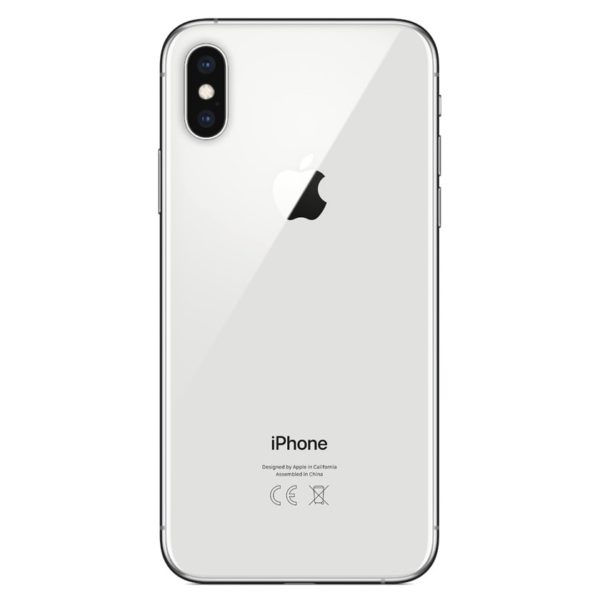 Apple iPhone Xs 256GB Silver With Face Time