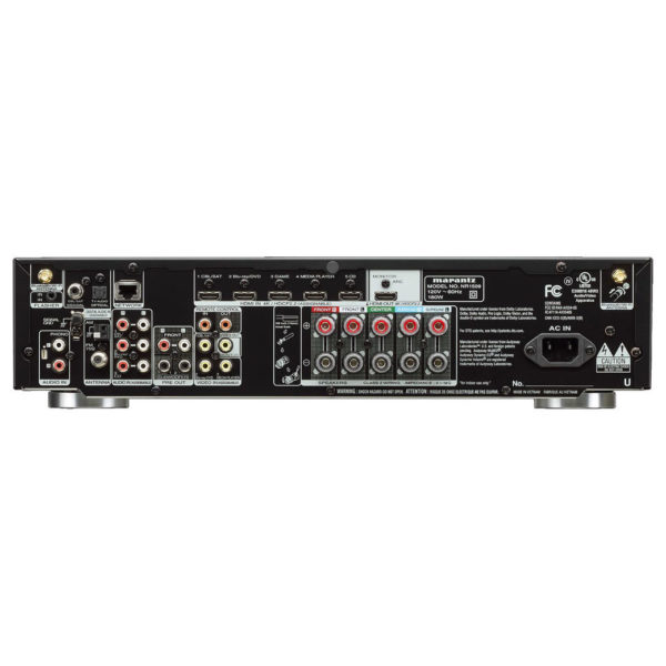 Marantz NR1509 AV Receiver Black