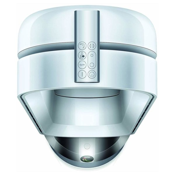 Dyson Pure Cool Purifying Tower Fan, White/Silver TP04.