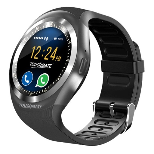 Touchmate Smart Watch Black - TMSW400