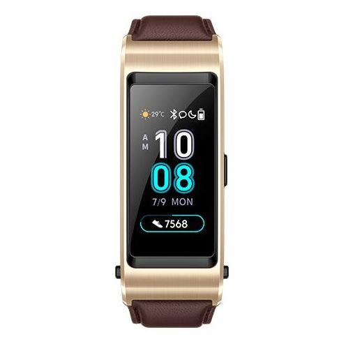 Huawei B5 Talk Band Brown - JNSB09