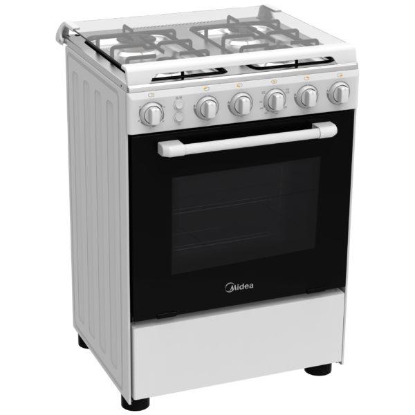 Midea 4 Gas Burner Gas Cooker BME62057FFD