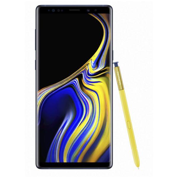 Samsung Galaxy Note9 SM-N960 128GB Ocean Blue 4G LTE Dual Sim Smartphone