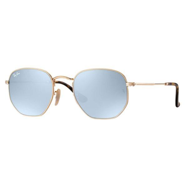d739b4ddb4939 Rayban RB3548N 001 30 Unisex Sunglasses Metal Price