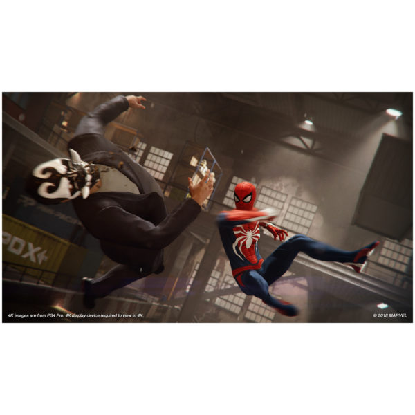 PS4 Spider Man Game