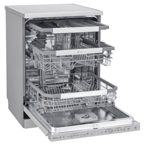 LG Quad Wash Steam Dishwasher DFB325HS