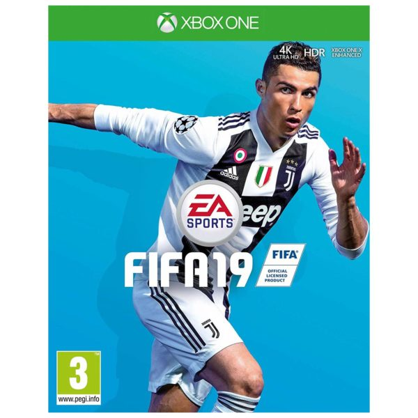 Xbox One FIFA 19 Game