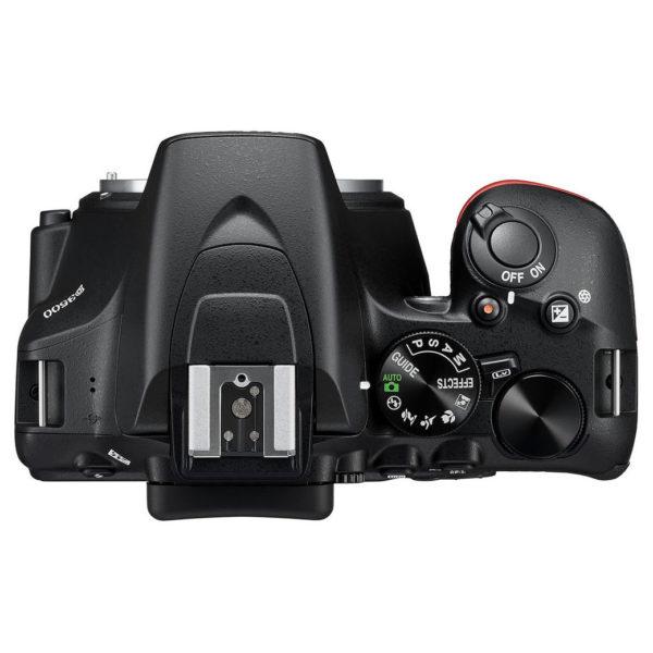 Nikon D3500 DSLR Camera Black With AF-P DX 18-55mm f/3.5-5.6G VR Lens