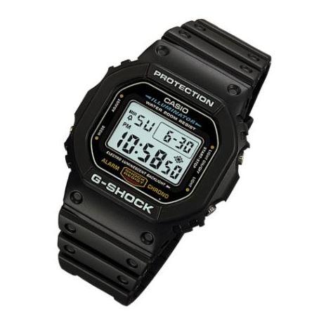 Casio DW-5600E-1VDF G-Shock Youth Watch