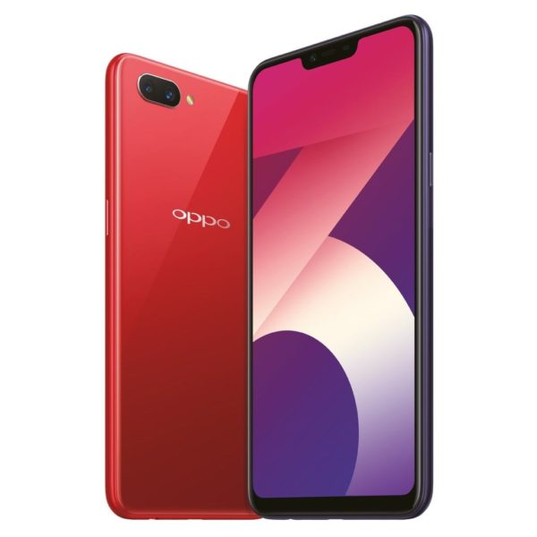 Oppo A3S 32GB Red 4G Dual Sim Smartphone CPH1803