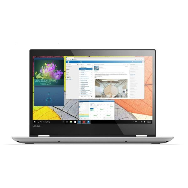 Lenovo Yoga 520 Convertible Touch Laptop - Core i5 1.6GHz 4GB 1TB Shared Win10 14inch HD Mineral Grey