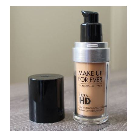 Make Up For Ever Ultra Hd Invisible Cover Y345 Foundation