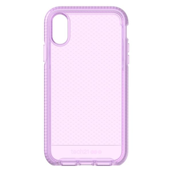 Tech21 Evo Check Case Orchid For iPhone Xs Max