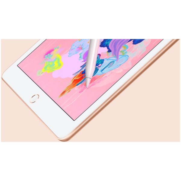 Apple iPad (2018) - iOS WiFi 32GB 9.7inch Gold With Face Time