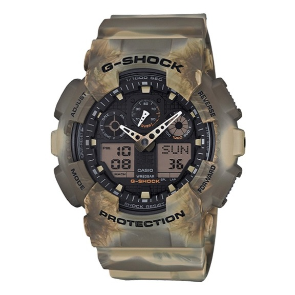 Casio GA100MM5ADR G Shock Watch
