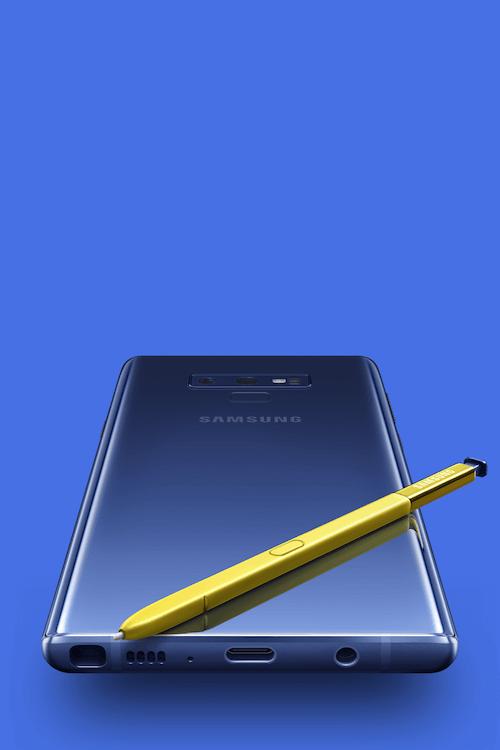 Samsung Galaxy Note 9 – Price, Colour & Specs – Sharaf DG UAE