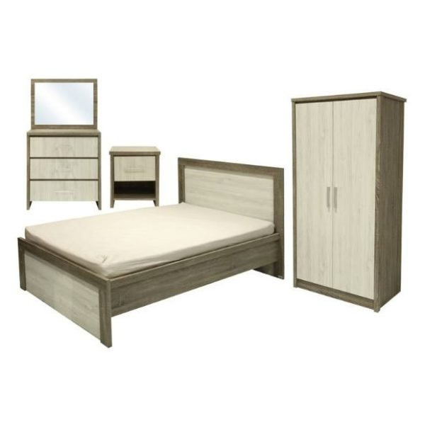 Homestyle SH52035/36/37/39 UK 4 Pieces Single bed Set
