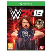 Xbox One WWE 2K19 Game