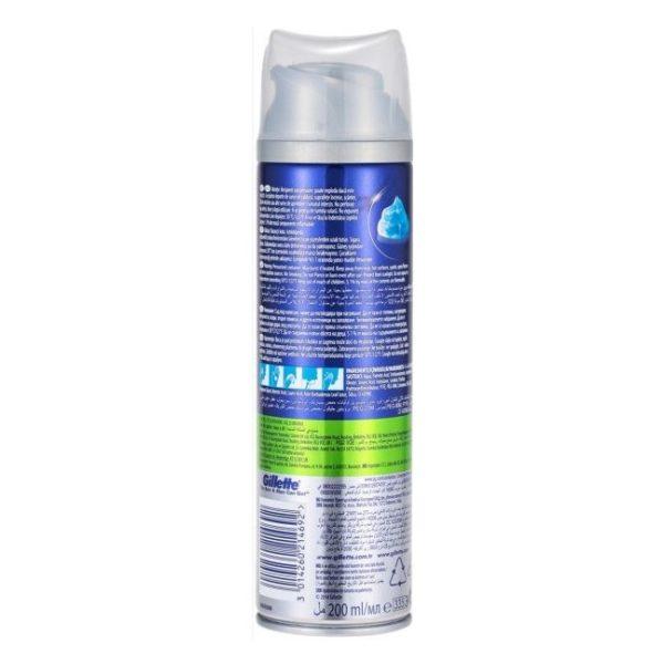 Gillette Series Sensitive Shaving Gel 200ml