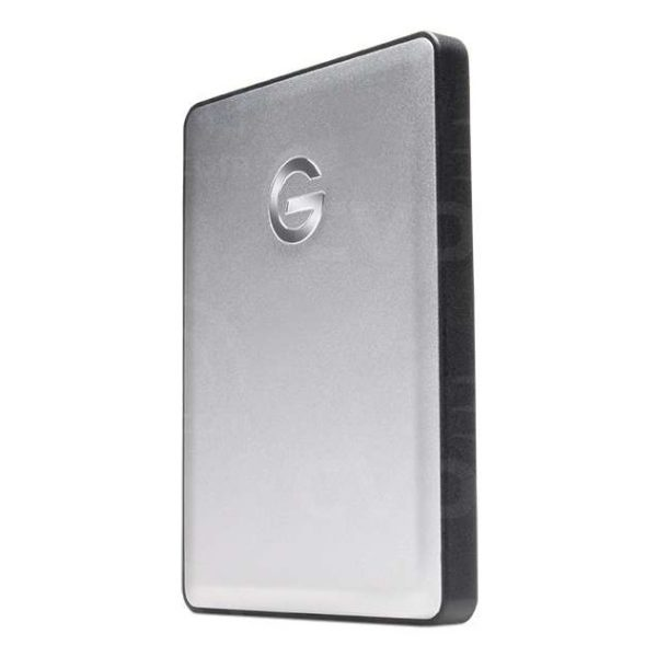 G-Technology 0G06071 G-DRIVE Mobile USB 3.0 1TB Silver