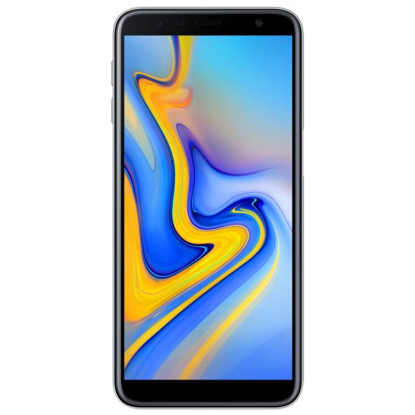 Samsung Galaxy J6+ 32GB Grey (J6 Plus) 4G Dual Sim Smartphones