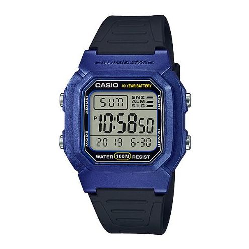 Casio W-800HM-2AV Youth Unisex Watch