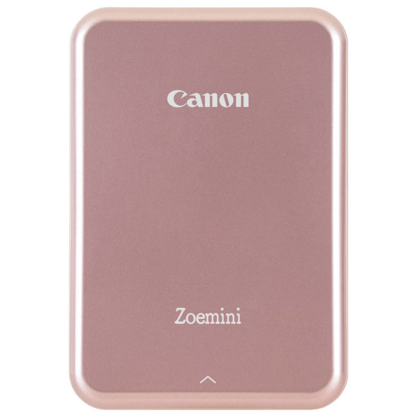 Canon PV-123 Zoemini Photo Printer Rose Gold+ZP-2030 Zink Paper 20Sheets