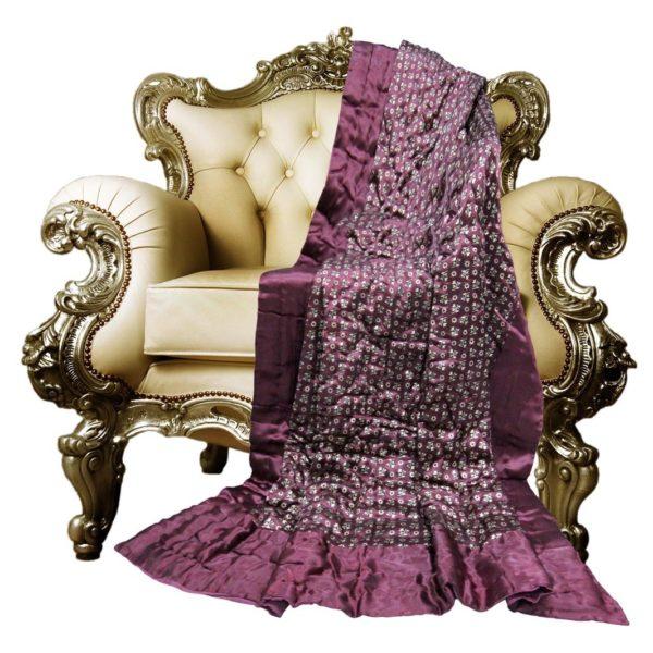 Dream Home MHQ140X215D007 Maharaja Hand Quilt