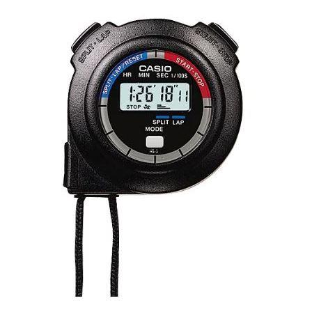 Casio HS-3V-1RDT StopWatch