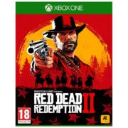 Xbox One Red Dead Redemption II Game