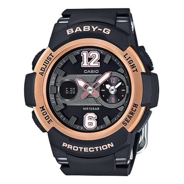 Casio BGA-210-1BDR Baby G Watch
