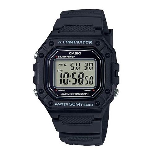 Casio W-218H-1AV Youth Unisex Watch